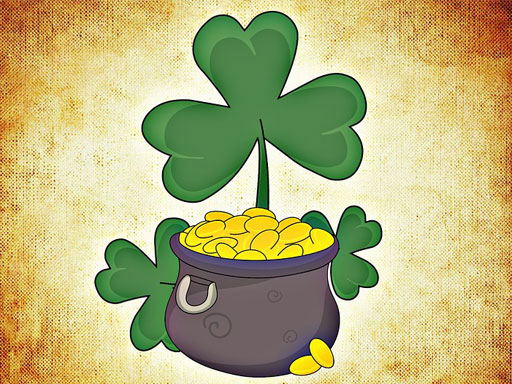 Clover-and-Pot-of-Gold-St-Patricks-Day